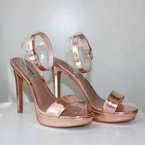 Steve Madden Womens Casita Heels